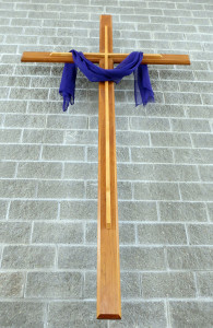 Sanctuary cross